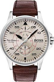 Hnědé hodinky Hugo Boss • Zboží.cz 45bcc50902