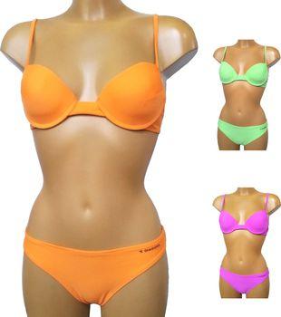 9439b61cea Diadora 61048 dámské plavky Barva  oranžová