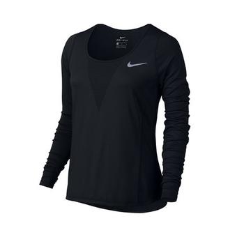 NIKE Zonal Cooling Relay 831514-010 černé. Dámské funkční běžecké tričko ... 556d8a9e3d