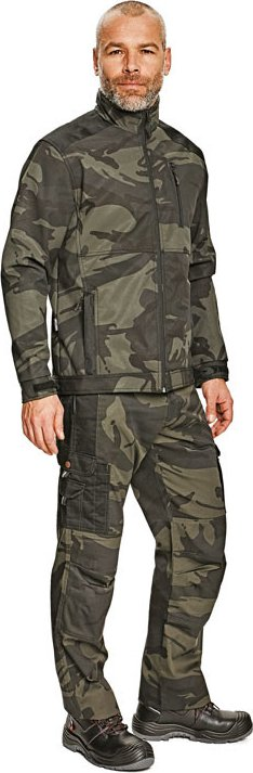 5ae58ddec18 CRV Crambe Camouflage kalhoty od 484 Kč • Zboží.cz