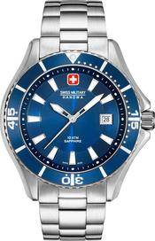 Modré hodinky Swiss Military Hanowa • Zboží.cz 07bec1bddf9