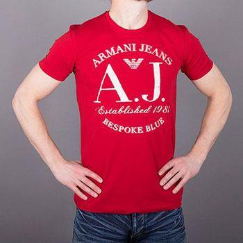Armani Jeans Značkové pánské tričko AJ… 1 343 Kč acac76c277