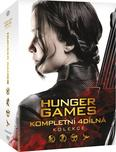 ebde6f0a105 DVD Kolekce Hunger Games 1.-4. díl (2016) 4 disky