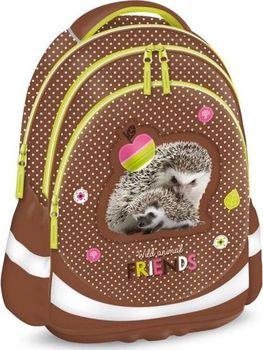 Ars Una Hedgehog školní batoh od 1 330 Kč • Zboží.cz 908ea7982f