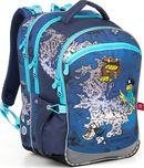 0d198ad7ab Školní batoh Topgal CHI 794 D - Blue od 1 799 Kč
