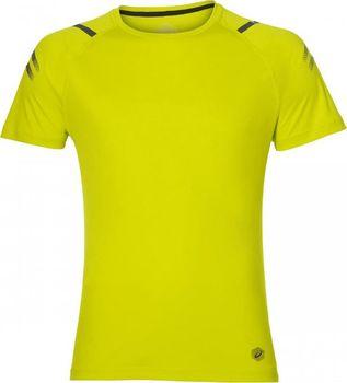 Asics Icon SS Top žluté od 389 Kč • Zboží.cz f54d0aa225