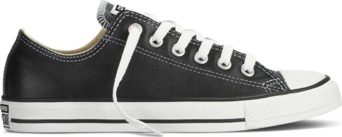 Converse Chuck Taylor All Star Leather C132174 černé od 1 499 Kč • Zboží.cz bf2fef39d2