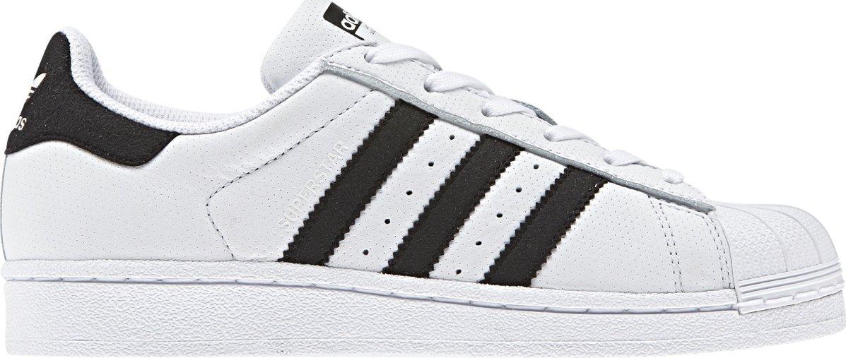 4c42e5965f1 Adidas Superstar J bílá 36