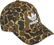 kšiltovka Adidas Camo Baseball Cap zelená 43e2947382