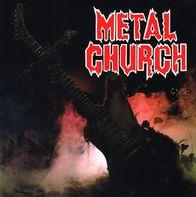 20a127b1513 Metal Church - Metal Church  LP