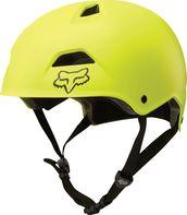 a22f2f47e3b9c chránič hlavy FOX Flight Sport Helmet žlutá/černá