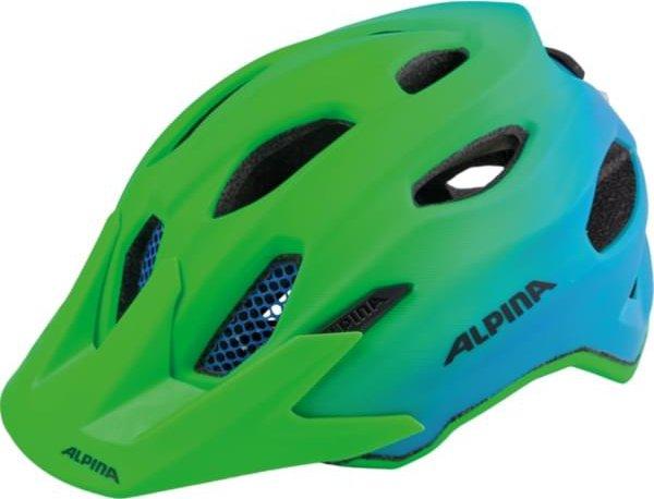 e5ea4fb30e Alpina Carapax JR Flash zelená modrá od 1 290 Kč