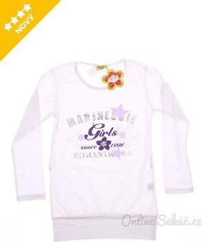 ab7967ba1b2 Dívčí trička pro děti věku 146 • Zboží.cz