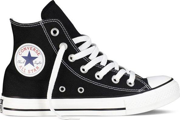 a79bc99f068 Converse Chuck Taylor All Star Hi Black 42