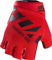 cyklistické rukavice Fox Ranger Gel Short Glove červené d0c9b6bd94