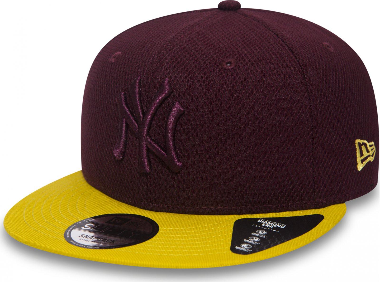 56cfce1df59 New Era 9Fifty Diamond Era Essential New York Yankees fialová S M od 539 Kč  • Zboží.cz