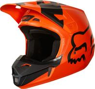 897735912b3 helma na motorku Fox V2 Mastar MX18 Helmet Orange