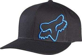 74779cb9471 Fox Flex 45 Flexfit Hat černá modrá S M od 649 Kč • Zboží.cz