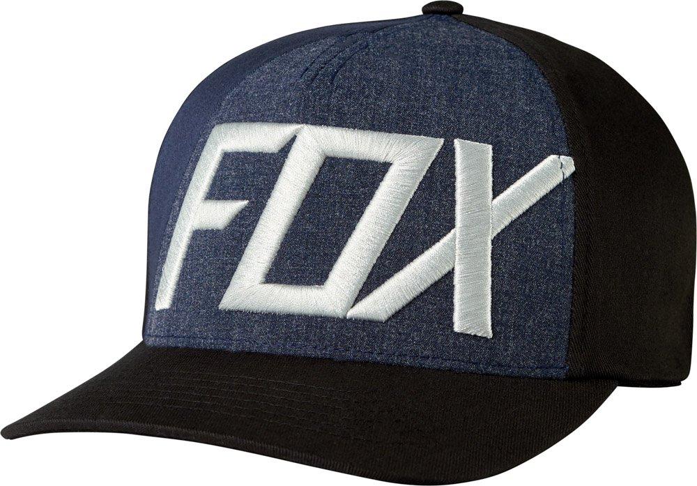 FOX Blocked Out Flexfit černá od 559 Kč • Zboží.cz 22c65071e5