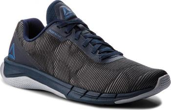 a33fdbbf6a03 Reebok Flexweave Run Collegiate Navy Cool Shadow Bunker Blue od 1 ...