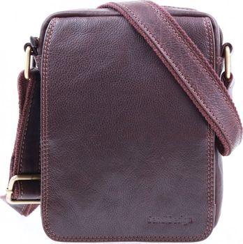 Sendi Design pánská kožená taška přes rameno… 152932eeee9