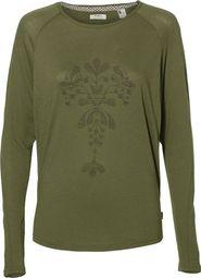 dámské tričko O Neill Lw Sunshine Creek T-Shirt zelené d52ee128d1