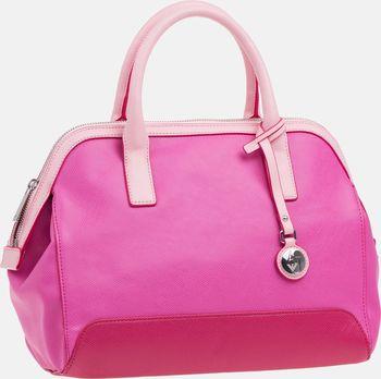 9346b69c3a Dámská růžová kabelka Armani Jeans