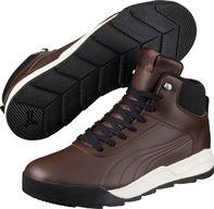 eaf4488d664 PUMA Desierto Sneakers L Brown Chocolate Brown
