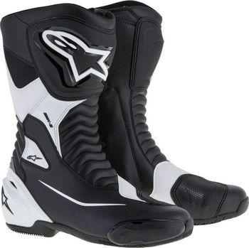 Alpinestars SMX-S 2017 boty černé bílé od 5 057 Kč • Zboží.cz 077f96ee8c