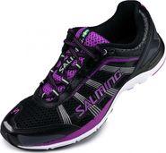 dámská běžecká obuv Salming Distance A3 Women Black Purple 7300ecaf70