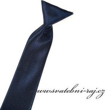Dětská kravata navy-blue b4e9664d1f