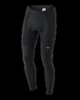 b7791e57925 Kalas Pure pánské zateplené cyklo kalhoty černé od 1 430 Kč • Zboží.cz