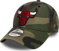 b42de8cc9e0 New Era 940 NBA Washd Camo Chicago Bulls