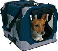 8df3bc11c53 přepravka pro psa Trixie T-Camp De Luxe 1 35 x 35 x 50 cm