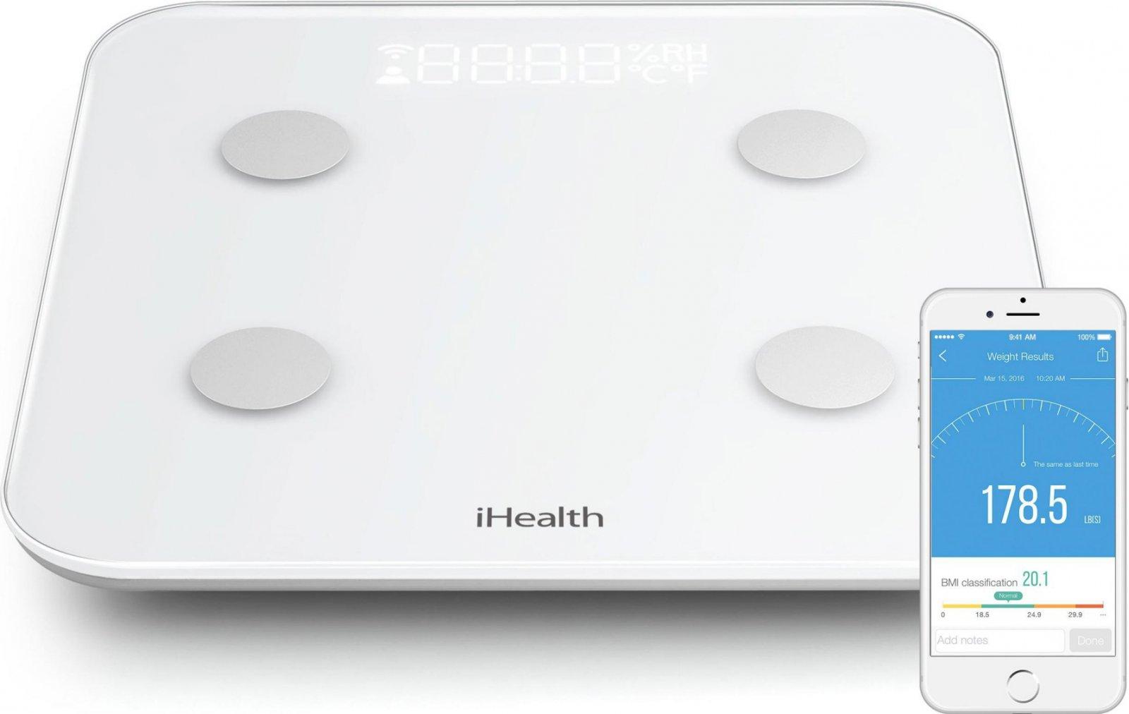 bfef33cc2 Xiaomi Mi Body Scale XMTZC02HM od 729 Kč | Zboží.cz