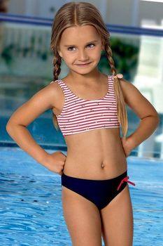 f4bcd18847a LORIN 43 Dětské dívčí plavky dvojdílné… 449 Kč