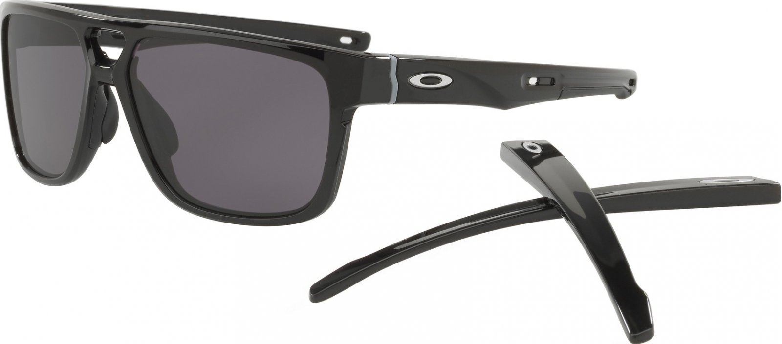 Oakley Crossrange Patch Oo9382-01 Polished Black Warm Grey od 3 499 Kč •  Zboží.cz 70b9aa04c3