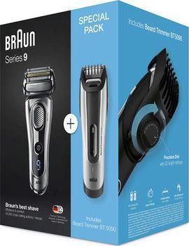 Braun Series Wet   Dry 9-9260s + zastřihovač BT5090 (100%) • Zboží.cz a6de3cc8aa5