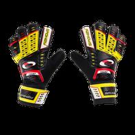 brankářské rukavice Spokey Keeper Adult žluté 6585d47208