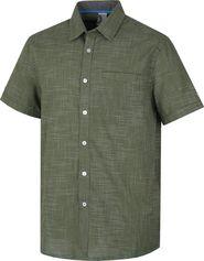 Hnědé pánské košile s velikostí M • Zboží.cz 192e6f18cd