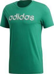 2b0b0c813531 pánské tričko Adidas Sliced Linear Bold Green