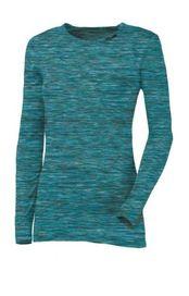 def4941e0b8 dámské tričko Progress Loca tyrkysový melír