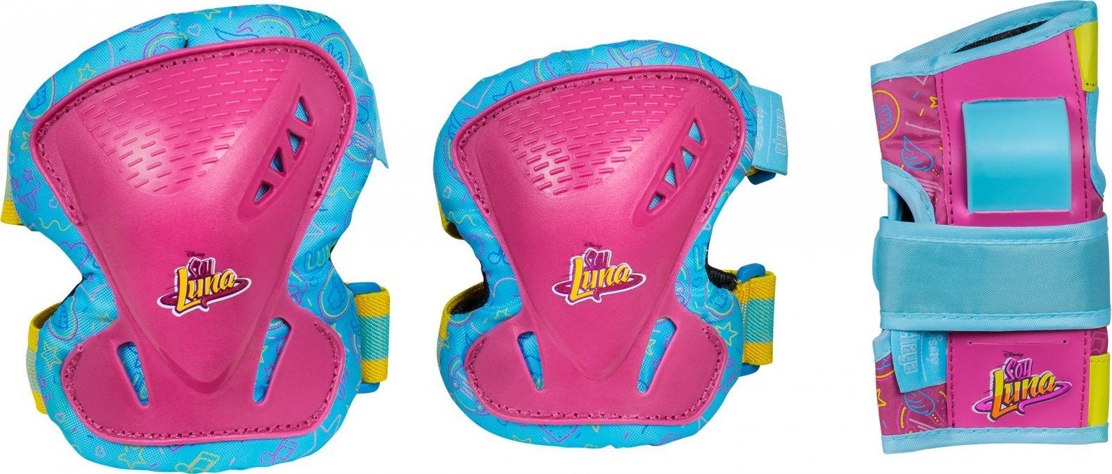 f21a0843b3a Powerslide Soy Luna Protection Set S od 329 Kč • Zboží.cz