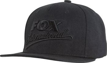 Fox Kšiltovka Black Snapback Cap od 469 Kč • Zboží.cz 03b4974fb7