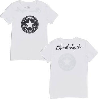 Converse Chuck Patch Crew Tee bílé od 538 Kč • Zboží.cz 4db20814eb