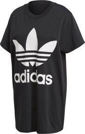 dámské tričko Adidas Trefoil Oversize tričko černé b9abcb8972