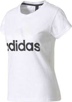 Adidas Ess Li Sli Tee bílé od 499 Kč | Zboží.cz