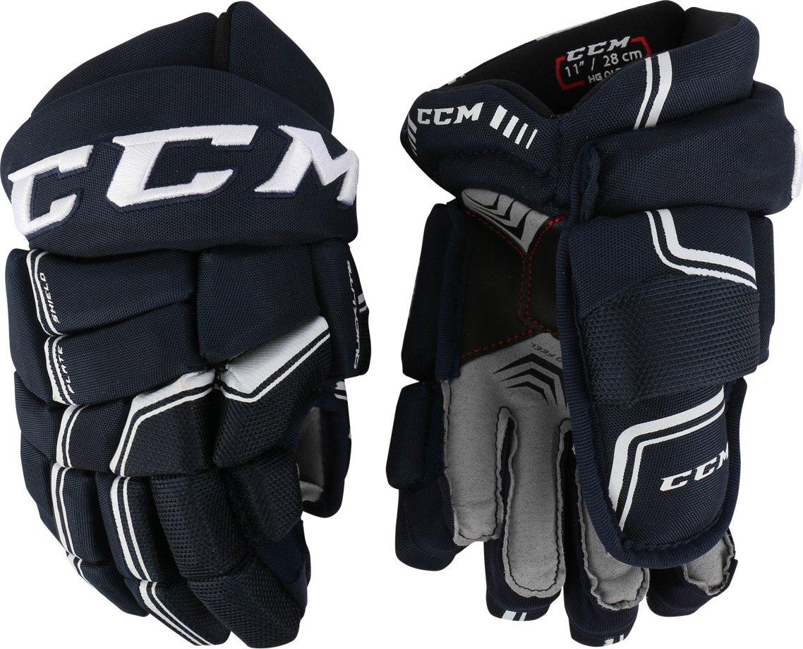 5d5726f6a CCM Quicklite JR rukavice tmavě modré/bílé 2016/17 11