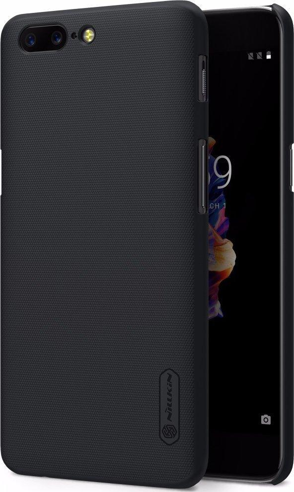 Nillkin Super Frosted pro OnePlus 5 černé od 144 Kč • Zboží.cz f6c02a0bfda