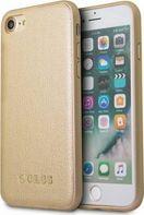 Guess Iridescent Hard Case pro Apple iPhone 7 8 zlaté ab3f1bb29cd